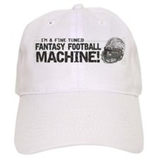 Fantasy Football Machine Baseball Cap