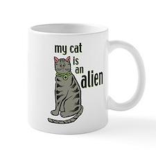 My Cat is an Alien Mug