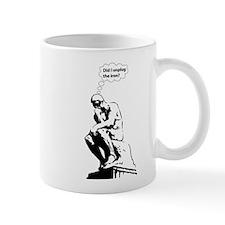 Thinker Small Mug