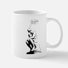 Thinker Small Small Mug