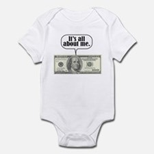 Benjamins Infant Bodysuit