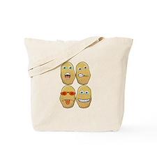 Spuds Tote Bag