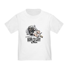 Born to LaX Lacrosse T