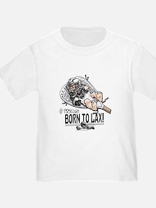 Born to LaX Lacrosse T