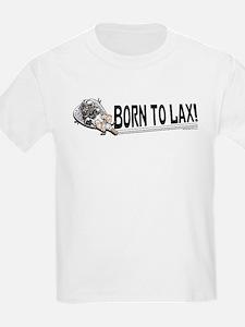 Born to LaX Lacrosse T-Shirt