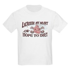 Born to LaX Lacrosse T-Shirt