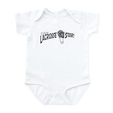 Baby Lacrosse Star Infant Bodysuit