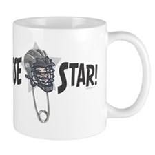 Baby Lacrosse Star Mug