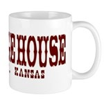 The Dodge House Mug