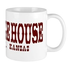 The Dodge House Small Mug