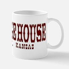 The Dodge House Small Small Mug