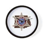Copiah County Sheriff Wall Clock
