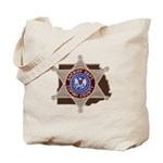 Copiah County Sheriff Tote Bag