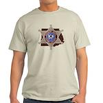 Copiah County Sheriff Light T-Shirt