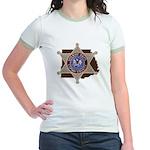 Copiah County Sheriff Jr. Ringer T-Shirt