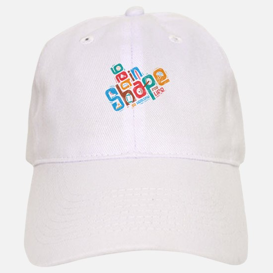 Get in Shape Baseball Baseball Cap