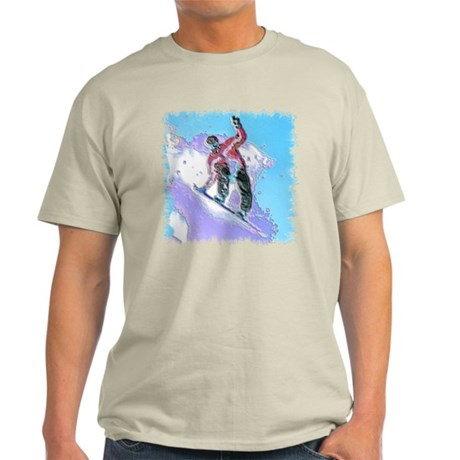 SNOWBOARDER Light T-Shirt