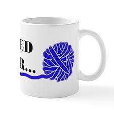 OBSESSED KNITTER Mug