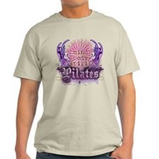 Body Mind Spirit Pilates T-Shirt