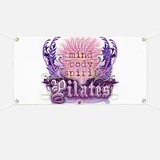 Body Mind Spirit Pilates Banner