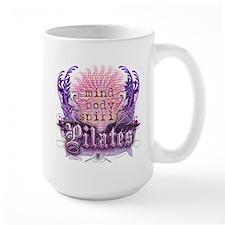 Body Mind Spirit Pilates Mug