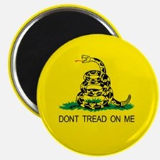 Tea Party Gadsden flag Patriotic Magnet