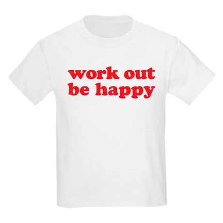 Work Out Kids Light T-Shirt