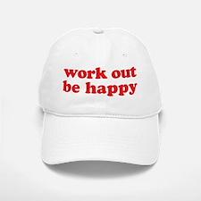 Work Out Baseball Baseball Cap