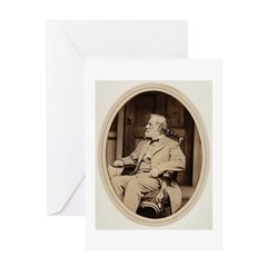 Robert E. Lee Greeting Card