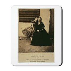 Rose & Rose O'Neal Greenhow Mousepad