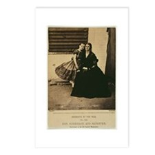 Rose & Rose O'Neal Greenhow Postcards (Package of