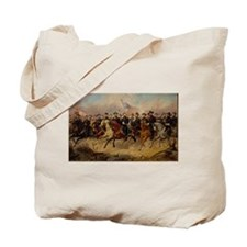Grant & His Generals Tote Bag