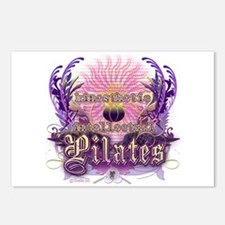 PIlates Kinesthetic Intellectual Lotus Blossom Pos