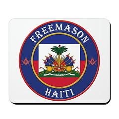 Haiti Masons Mousepad