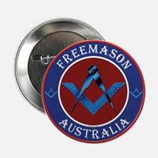 "Australian Masons 2.25"" Button"