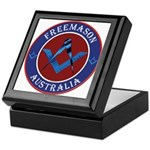 Australian Masons Keepsake Box