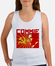 Obama Commie Women's Tank Top
