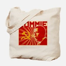 Obama Commie (aged effect) Tote Bag