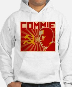 Obama Commie (aged effect) Hoodie