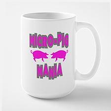 Micro-Pig Mania Mug