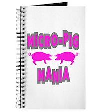 Micro-Pig Mania Journal