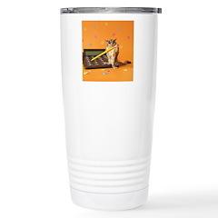 Calculator Travel Mug