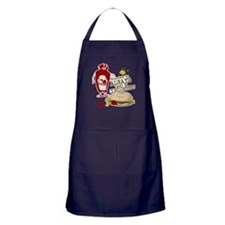 Always Use A Condiment! Apron (dark)