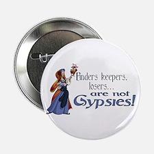 "Gypsy Violet 2.25"" Button"