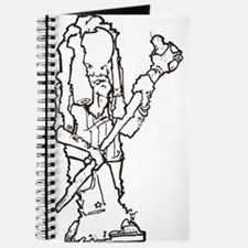 Rasta Man Journal