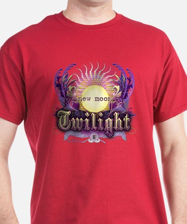 Twilight New Moon Violet Intrigue T-Shirt