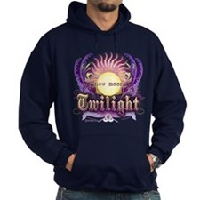 Twilight New Moon Violet Intrigue Hoodie