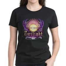 Twilight New Moon Violet Intrigue Tee