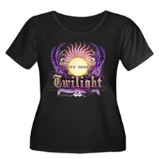 Twilight New Moon Violet Intrigue T