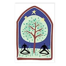 Tree Spirit Postcards (Package of 8)